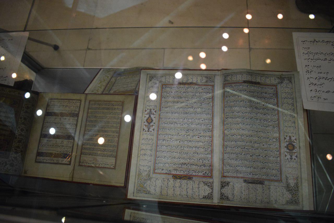 قرآن های منصوب به 6 تن از ائمه اطهار و سیر تحول خط در یک نگاه