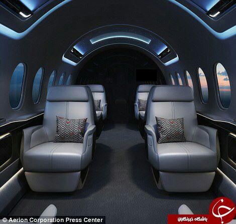 پیشرفتهترین هواپیمای جهان در آستانه پرواز + تصاویر