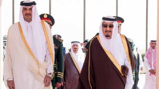 رو مه سعودی، خاندان حاکم در قطر را به کودتا تهدید کرد!
