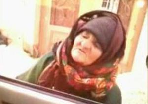 پیرزنی که تروریستهای داعش را سین جین میکند