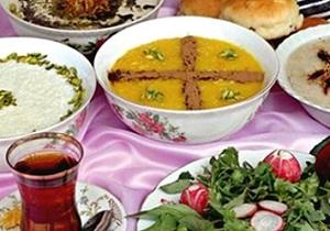 نحوه وزن کم کردن در ماه مبارک رمضان