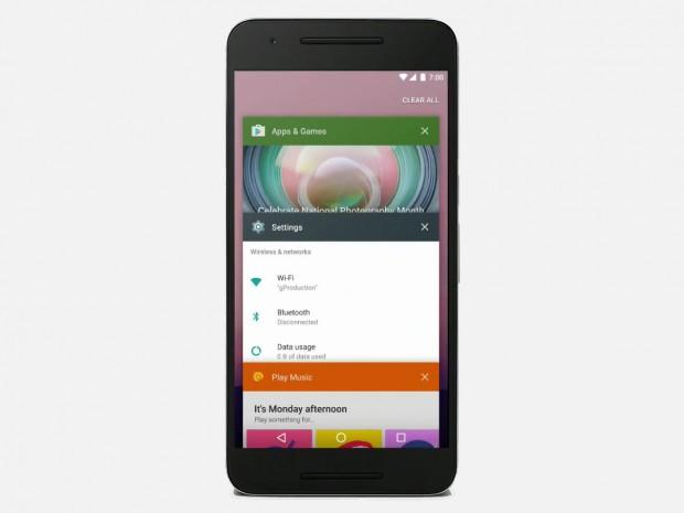 ویژگی های اندروید 7 (Android Nougat)