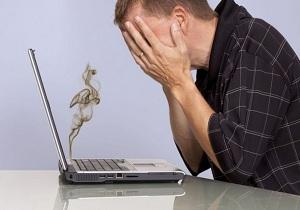 دلایل داغ شدن لپ تاپ چیست ؟