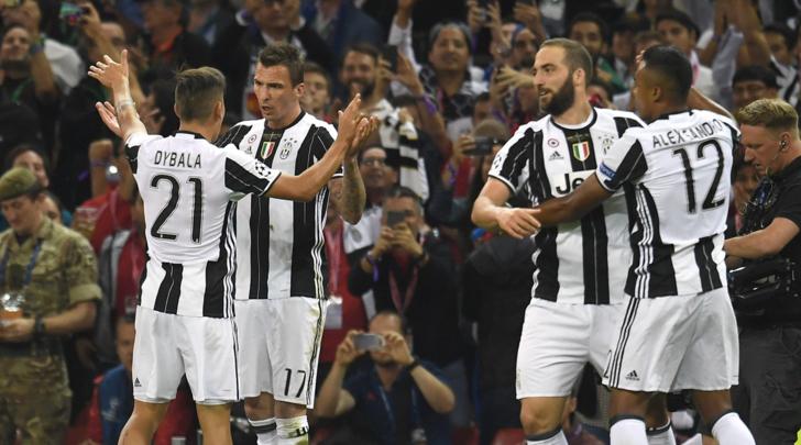 یوونتوس 1 - رئال مادرید 4/فتح دودسیما با فاجعه یک نیمه بیانکونری