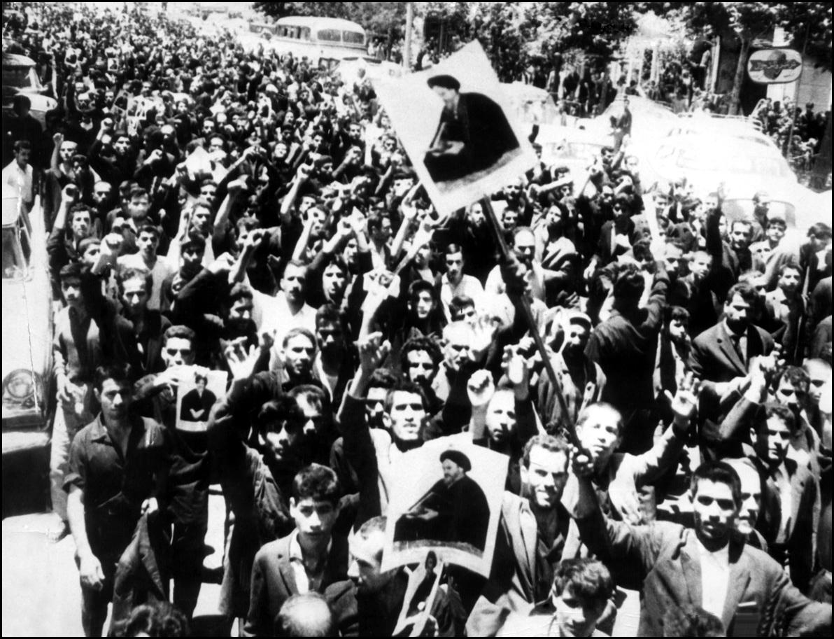 پانزدهم خرداد، نقطه عطفی در تاریخ معاصر ایران