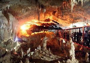 5 غار شگفت انگیز در ایران که باید دید