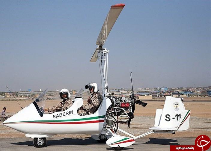 جایروکوپترهای ایرانی کابوس دشمنان/ مسلح شدن هواپیماهای فوق سبک سپاه