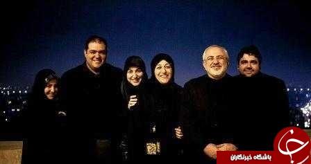 عکسهای خانوادگی مسئولین