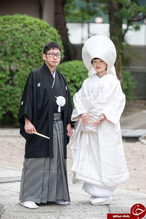 لباس سنتی عروسی در کشورهای مختلف از لنز خبرگزاری رویترز+تصاویر