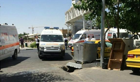 اسامی شهدا و مجروحان تروریستی بهارستان+بیمارستان محل بستری