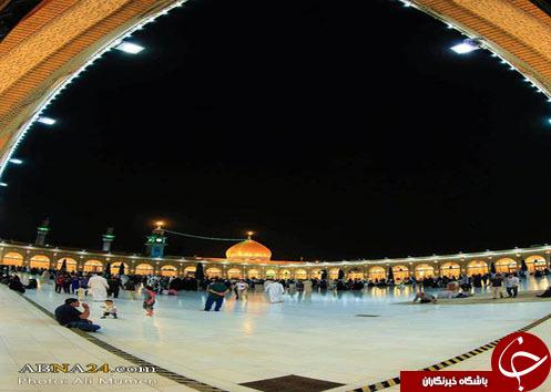 تصاویر زیبا از مسجد کوفه