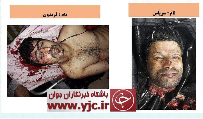 هویت عناصر تروریستی حوادث دیروز تهران مشخص شد