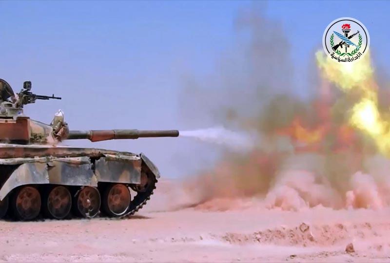 هلاکت سرکردهای از اتباع ژاپنی داعش در دیرالزور/ مواضع تکفیریها در پانوراما، آماج حملات ارتش سوریه
