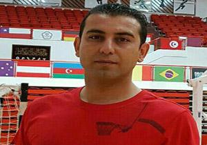 حضور داور لرستانی در رقابت های جهانی بسکتبال با ویلچر کانادا