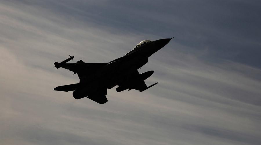 جنگنده اف-16عربستان در آسمان صنعا منهدم شد