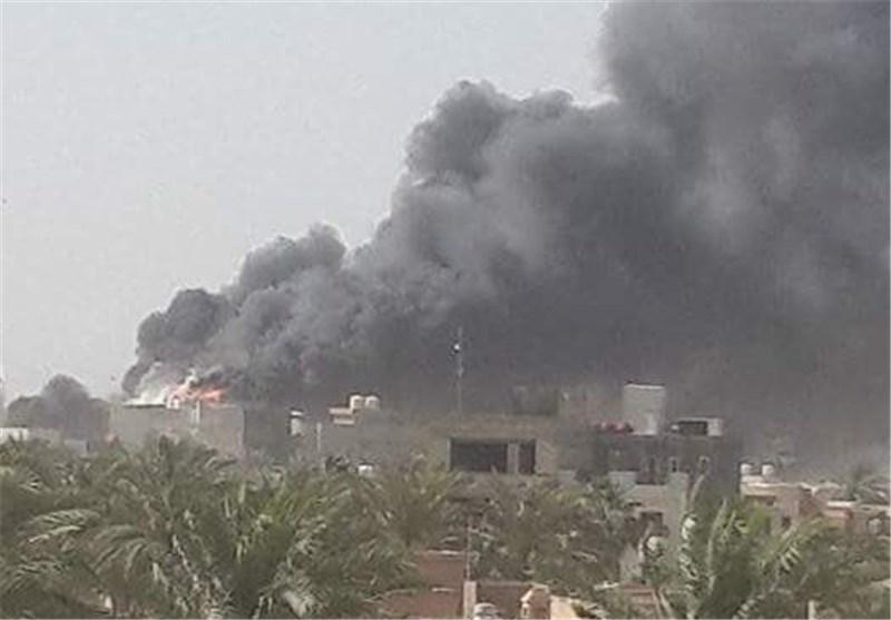 انفجار انتحاری در کربلای معلی