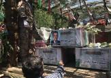 دانلود فیلم و عکسهای مراسم تشییع پیکر شهدای حادثه تروریستی مجلس و حرم امام