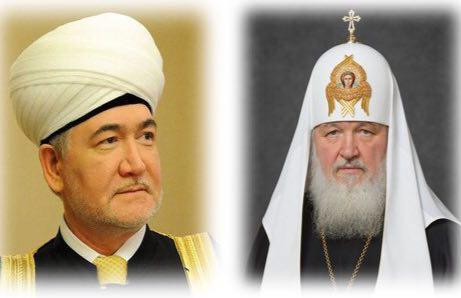 پیام تسلیت اسقف اعظم کلیسای ارتدکس روسیه و رئیس شورای مفتیان روسیه  به مناسبت حوادث تروريستی تهران