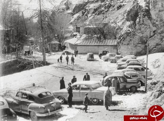 دربند 55 سال قبل+عکس