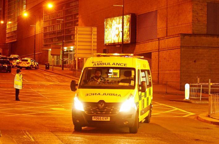 19 کشته و دهها زخمی بر اثر وقوع انفجار در منچستر انگلیس
