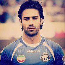 نوشته احساسی فرهاد مجیدی برای اسطوره فوتبال ایران +عکس