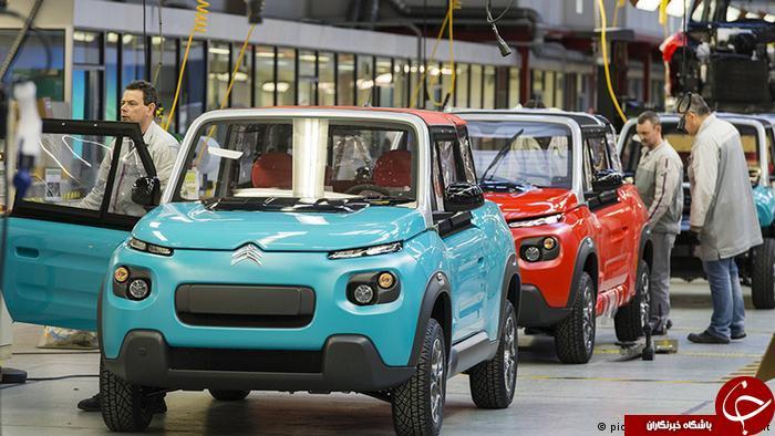 پیشرفتهترین محصولات غولهای خودروسازی دنیا