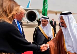 معنی کلمات نا مفهمومی که شاه عربستان به ملانیا گفت چه بود؟