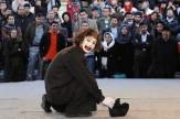 اجرای سه نمایش خیابانی در محوطه مجموعه تئاتر شهر