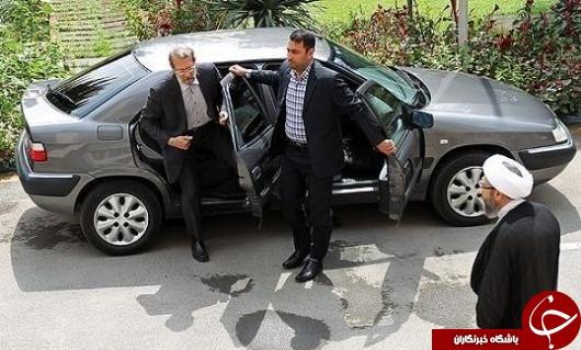 مسئولان چه خودروهایی سوار میشوند؟+تصاویر