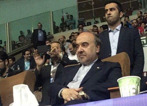 ایران 3 – آرژانتین 2 / ولاسکو مقابل شاگردان سابقش زانو زد + تصاویر
