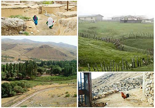 گشت و گذاری کوتاه در جالبترین شهر و روستاهای ایران