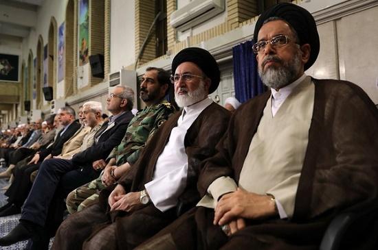 دیدار مسئولان و کارگزاران نظام با رهبر معظم انقلاب