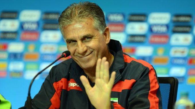 تمجید روزنامه اتریشی از سرمربی تیم ملی کی روش معلم فوتبال ایران
