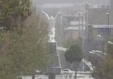 باشگاه خبرنگاران - وزش باد شدید و هوای غبارآلود برای ارومیه