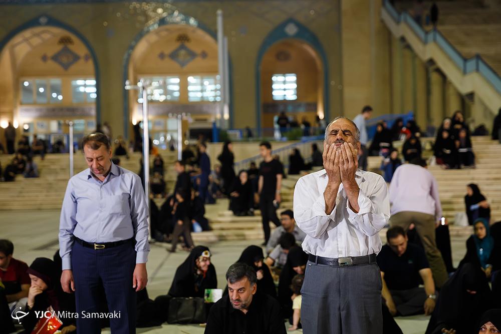 اعمال شب بیست و یکم ماه رمضان