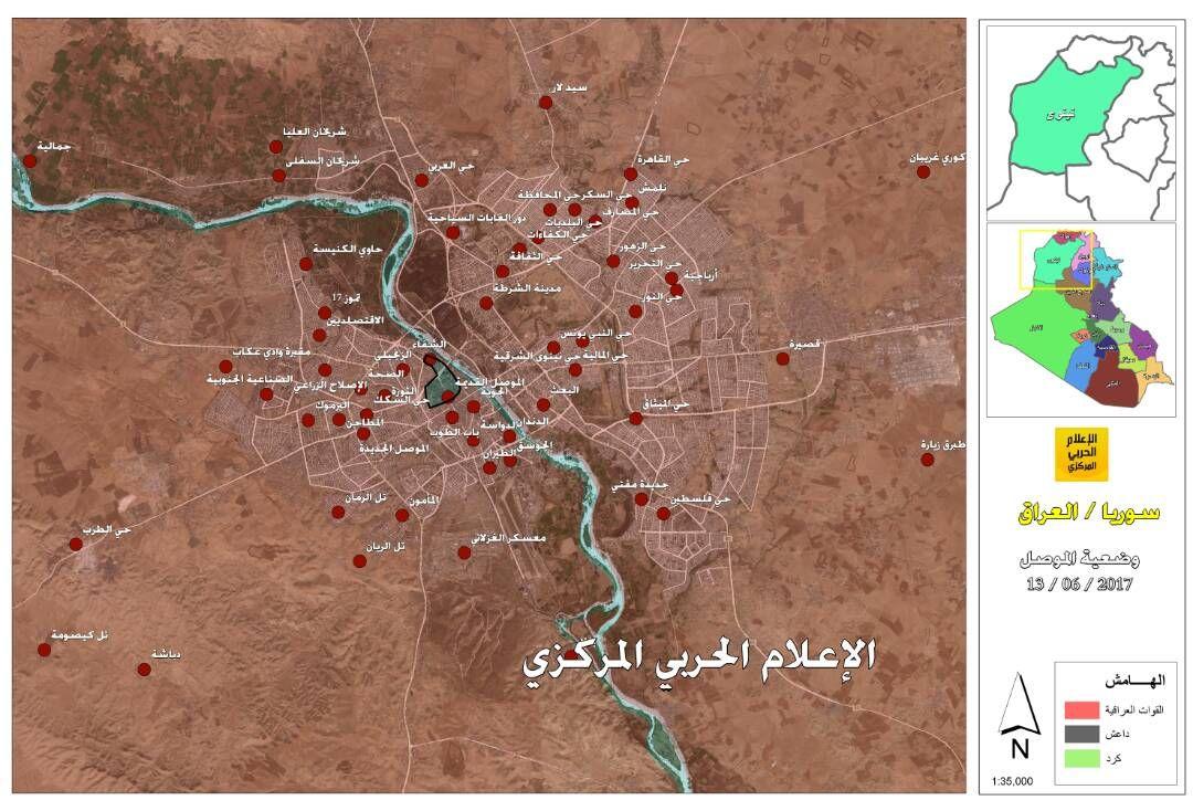 مثلث عملیاتی جنگندههای عراقی بر فراز «الشفاء» موصل/ انهدام کارگاههای بمبگذاری داعش در حدیثه و تلعفر