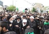 دسته عزای شهادت امام علی(ع) در قم برگزار میشود