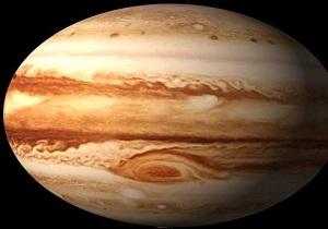 لذت تماشای سیاره مشتری در آسمان شب را تجربه کنید