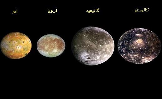 تماشای این سیاره زیبا در آسمان شامگاهی را از دست ندهید/لذت تماشای سیاره مشتری در آسمان شب را تجربه کنید