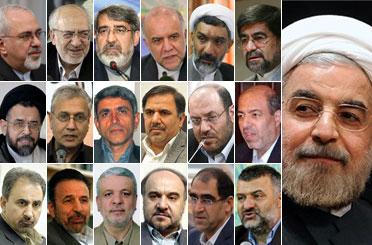 شخصیتهای سیاسی از کابینه دوازدهم چه میخواهند؟