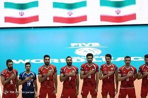 ایران صفر – آمریکا 2 / بلندقامتان بازنده ست اول و دوم شدند