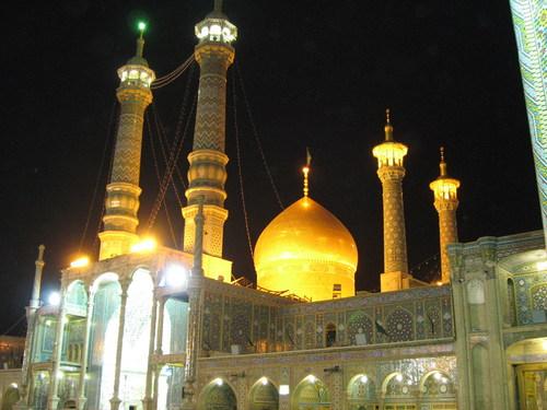 صدای نامتعارف تیراندازی و بمب در اطراف حرم حضرت عبدالعظیم + عکس و فیلم