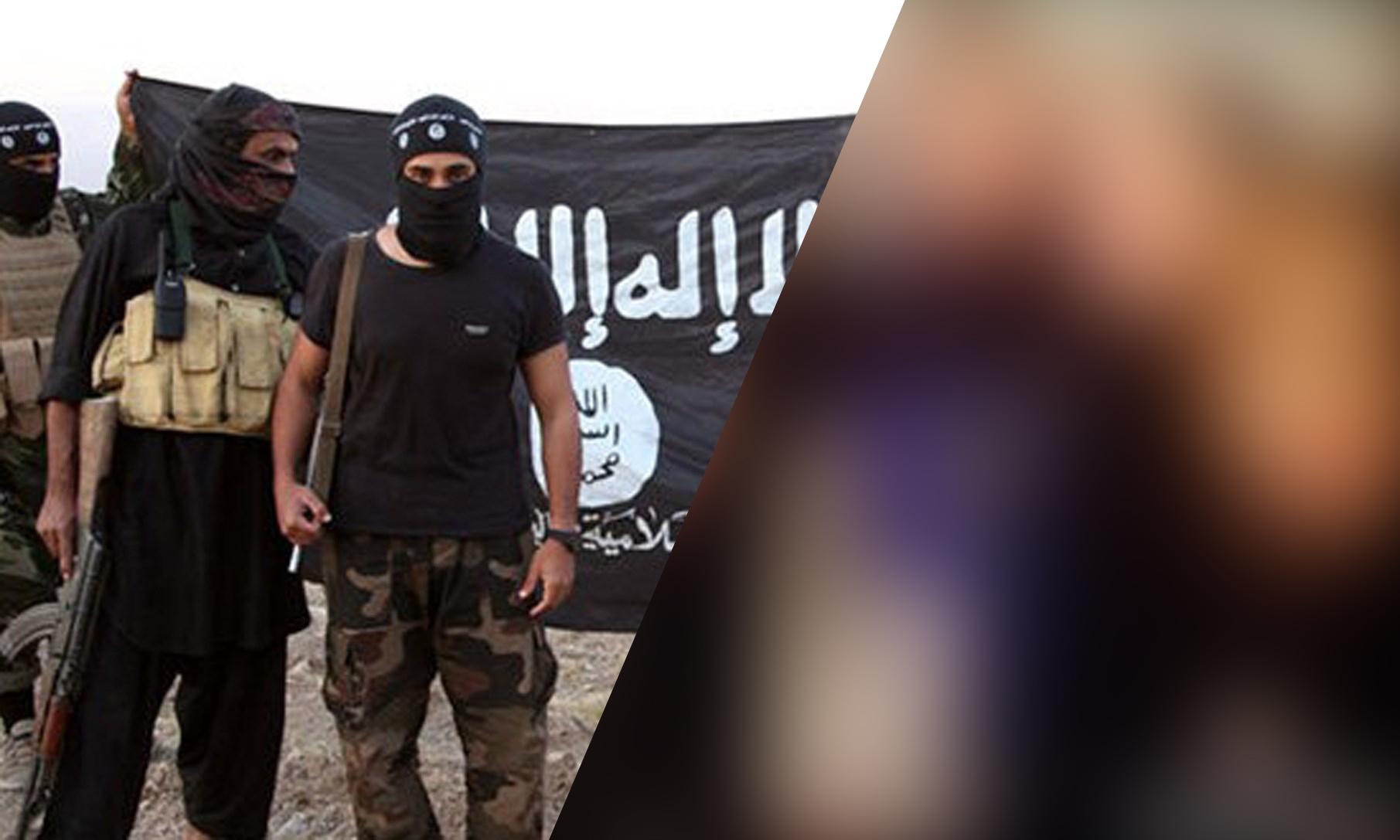 سه زن بازيگر سينما از تروريست هاي داعش حمايت کردند