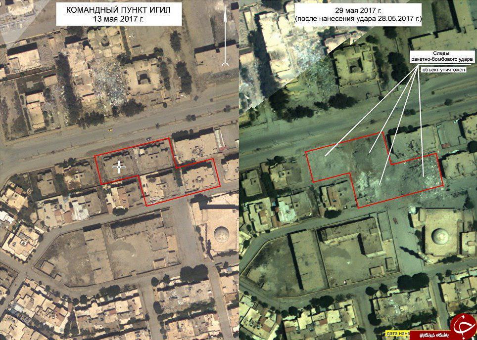 اولین فیلم و تصویر از محل احتمالی هلاکت ابوبکر بغدادی