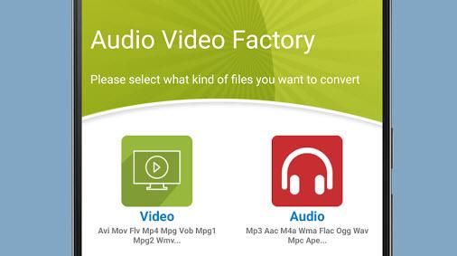 دانلود Video Format Factory Premium 5.0 ؛ برنامه تبدیل فرمت ویدیو و موسیقی اندروید