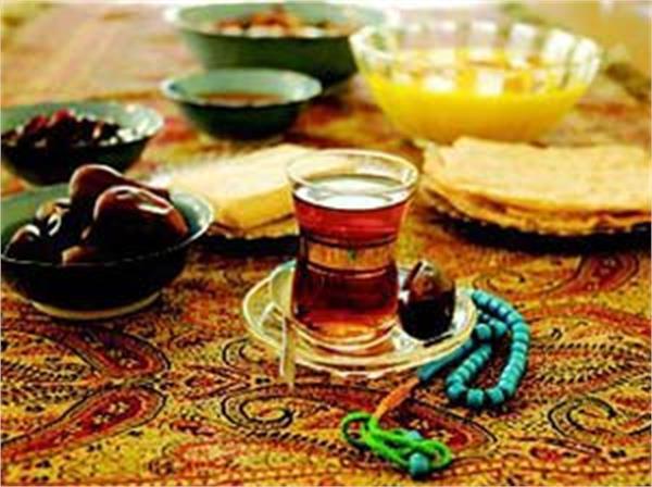 چگونه املاح و انرژی از دست رفته بدن در ماه رمضان جبران کنید