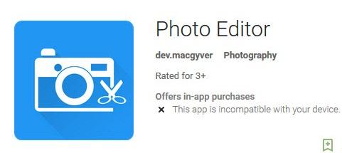 دانلود Photo Editor 2.6 برای اندروید / ویرایش و افکت گذاری سریع تصاویر