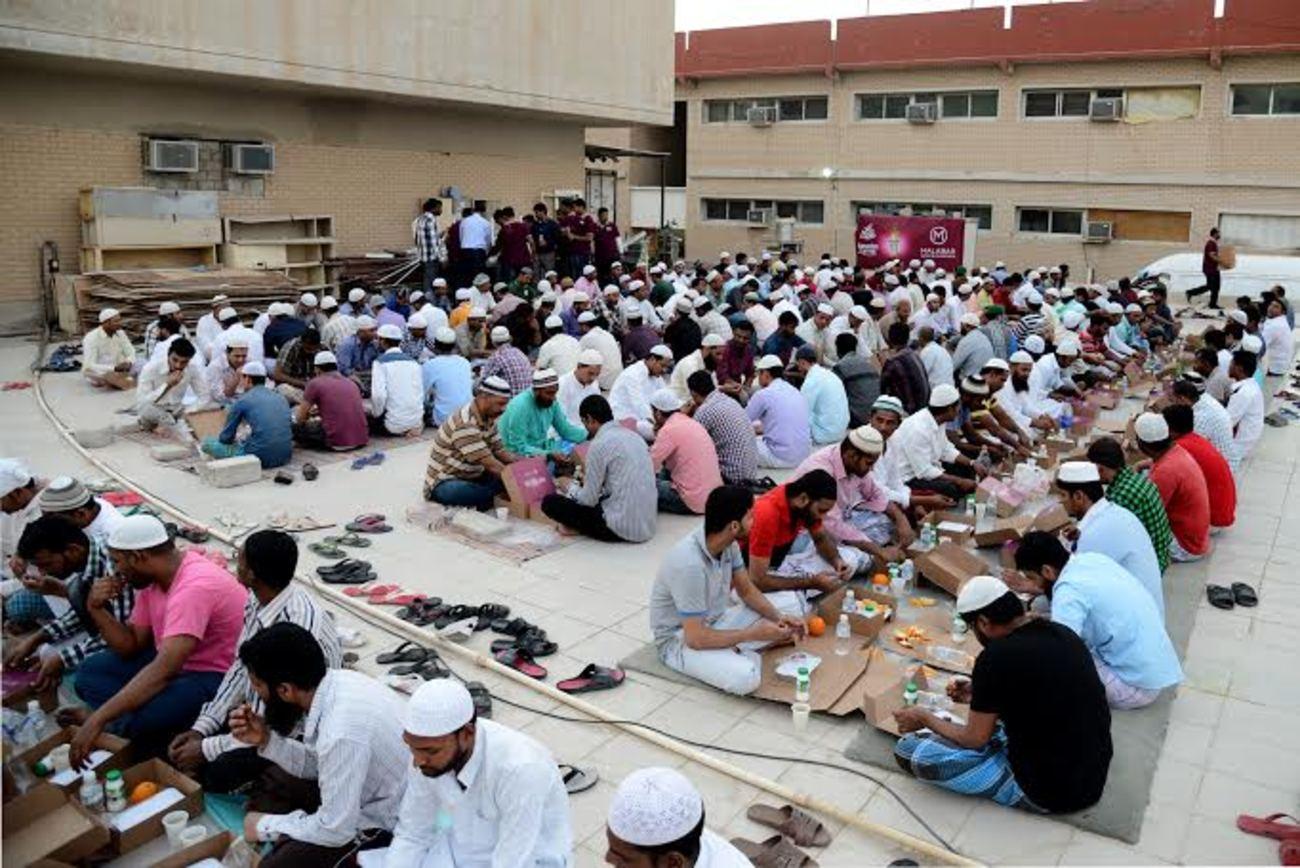 حنابندان در یومالقریش؛ نمادی از رمضان در کویت