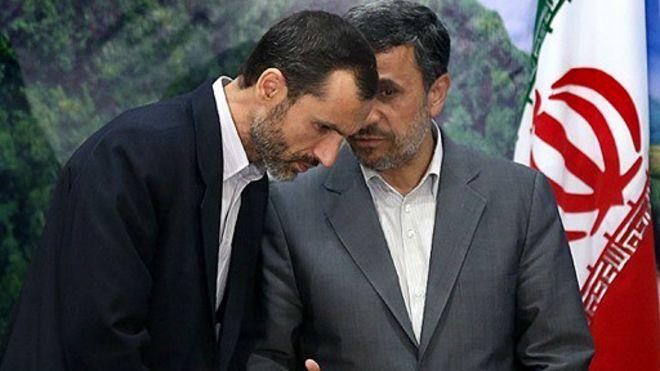 عاقبت اعلام شماره حساب از سوی احمدی نژاد و بقایی
