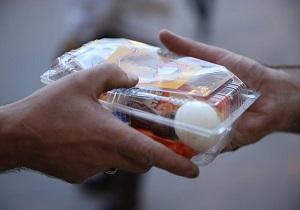 افطاری به سبک تخم مرغ در متروهای پایتخت